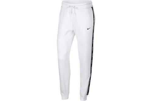 Logo Tape Jogging Pants Ladies