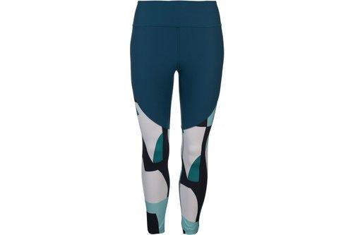 Balance Print Crop Pants Ladies