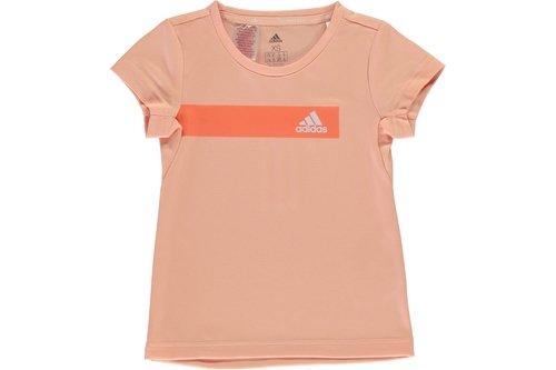 Train Cool T Shirt Girls