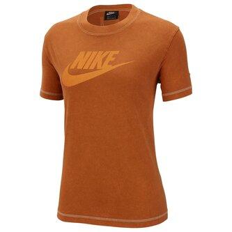 Rebel Short Sleeve T Shirt Ladies