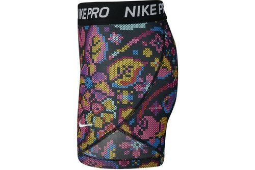 All Over Print Girls Shorts