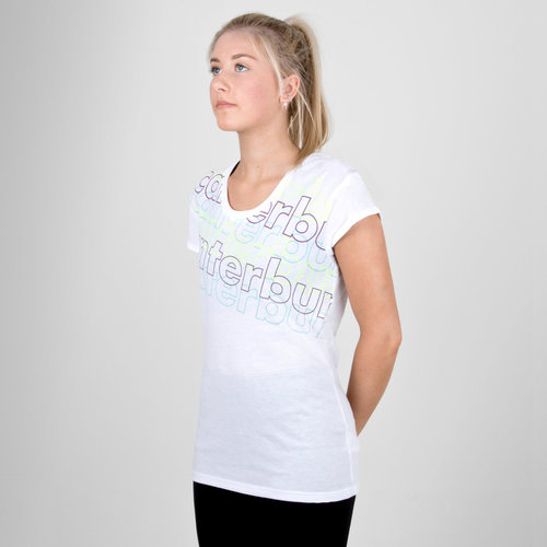 CCC Pattern Print Ladies T-Shirt