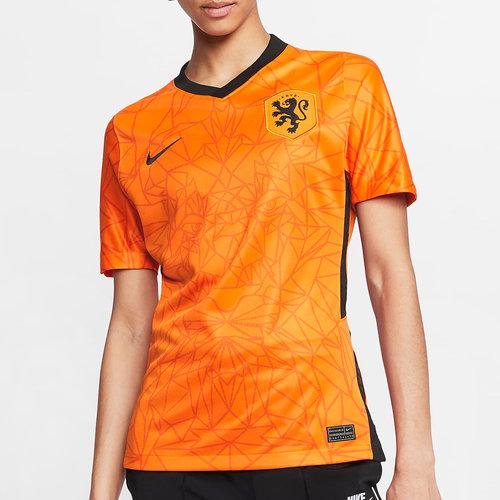 Holland 2020 Ladies Home Football Shirt