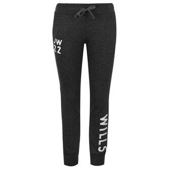 Locked Slim Jogging Pants Ladies