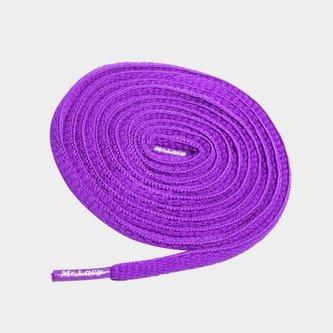 Hydrophobic Violet Performance Laces
