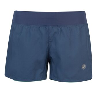 Ladies Cool 2 In 1 3.5 Inch Shorts