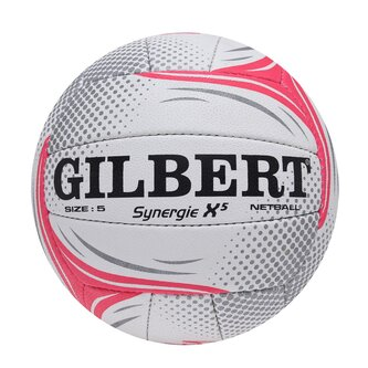 Synergie X5 England Vitality Match Netball