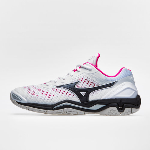 Wave Stealth V Netball Trainers