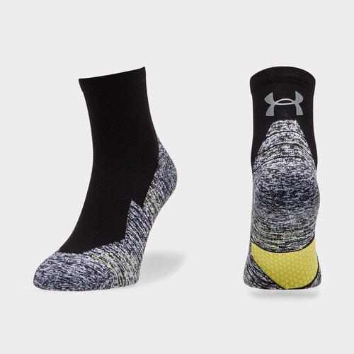 Charged Cushion Quarter Socks