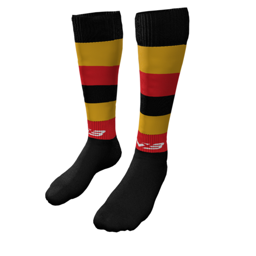 Carmarthen Quins RFC Junior Playing Socks