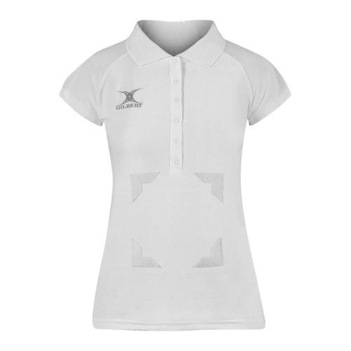 Netball Blaze Polo Shirt