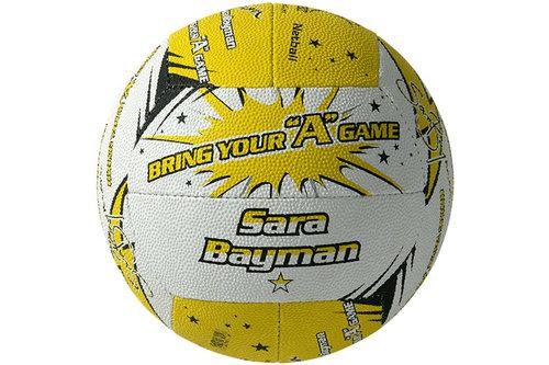 Signature Netball - England - Sara Bayman