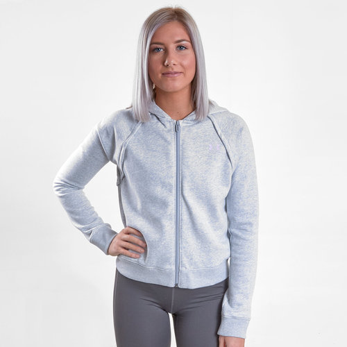 Rival Ladies Fleece Full Zip Hooded Sweat