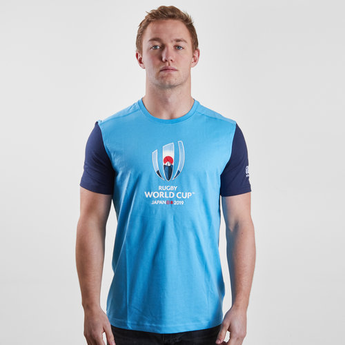 RWC 2019 Cotton Graphic S/S T-Shirt