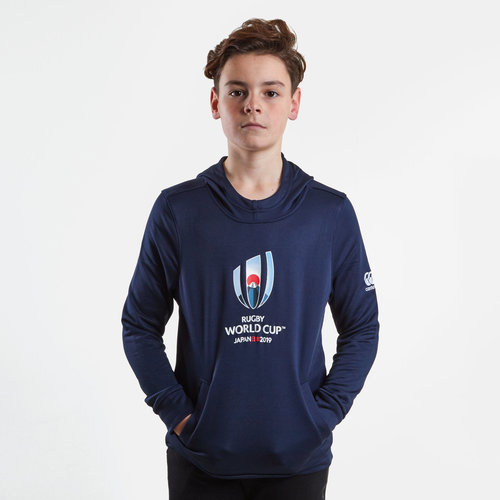 RWC 2019 Graphic Kids Hooded Sweat