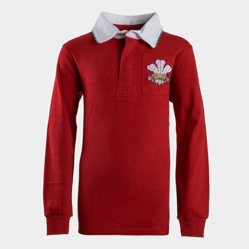 Wales 2019/20 Kids Vintage Shirt