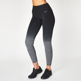 Alphaskin Sport Ladies 3 Stripes Long Tights