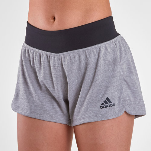 Soft 2 In 1 Ladies Shorts