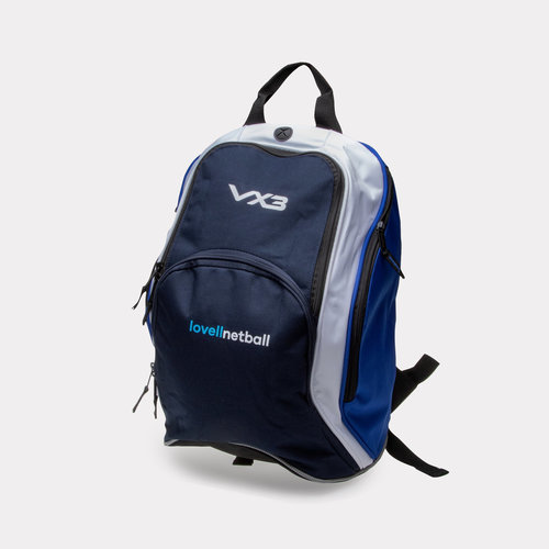 Lovell Netball Training Backpack