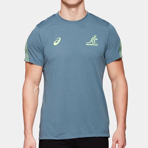 Australia Wallabies Players Training T-Shirt
