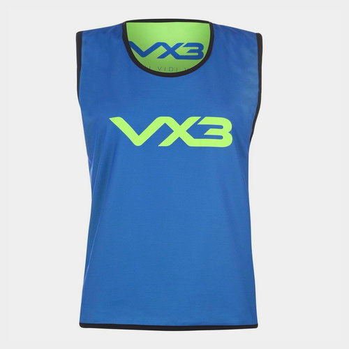 Reversible Mesh Hi Viz Training Bib