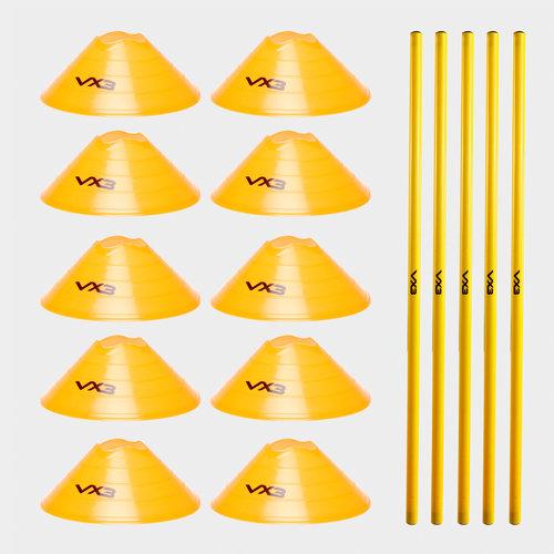 Cone Agility Ladder