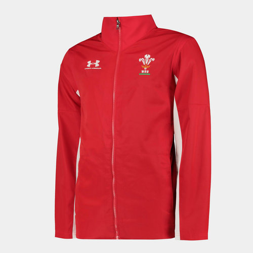 Wales WRU 2019/20 Players Presentation Jacket