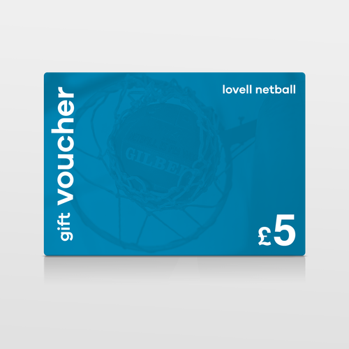 Lovell Netball £5 Virtual Gift Voucher