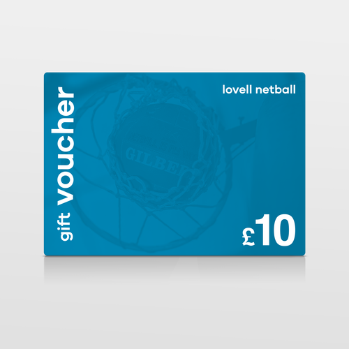 Lovell Netball £10 Virtual Gift Voucher
