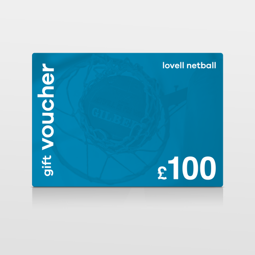 Lovell Netball £100 Virtual Gift Voucher