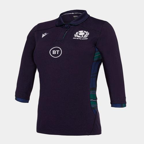 Scotland 2019/20 Ladies Home Cotton Replica Shirt