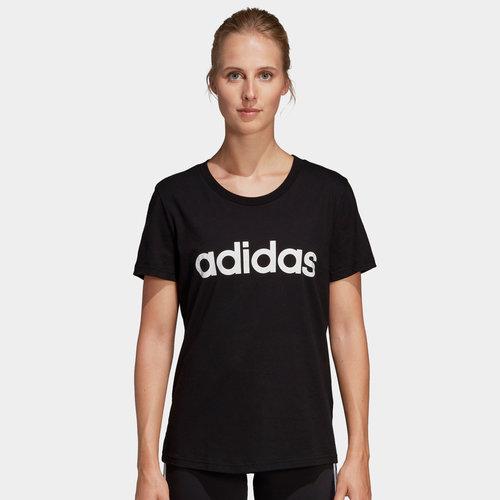 Ladies Branded Slim T-Shirt