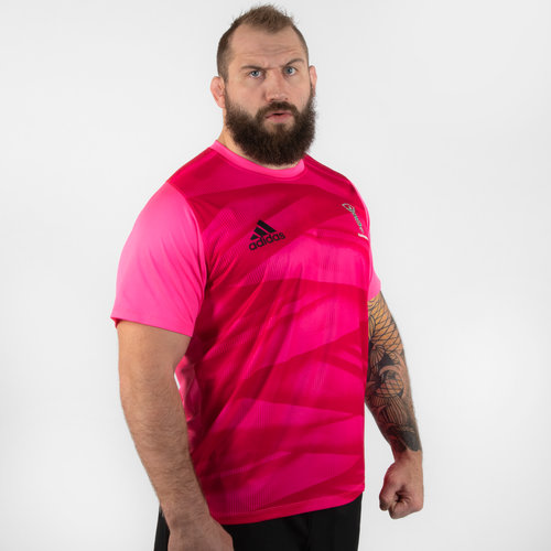 Harlequins 2019/20 Players S/S Rugby T-Shirt