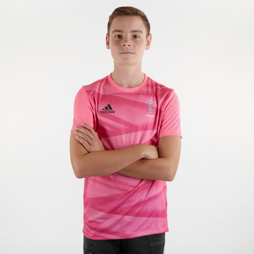 Harlequins 2019/20 Kids S/S Rugby T-Shirt