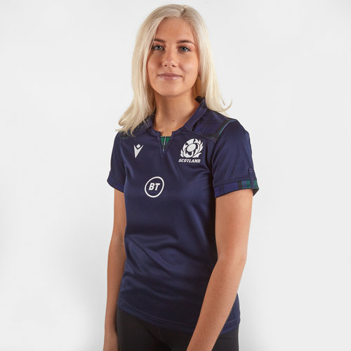 Scotland 2019/20 Ladies Home S/S Replica Shirt