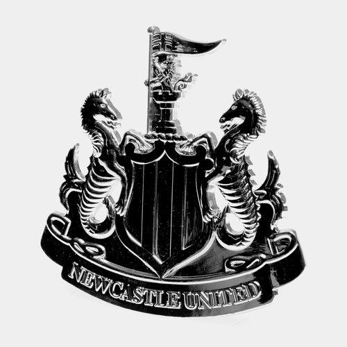 Newcastle United Car Decal Badge