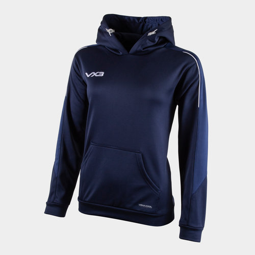 Pro Ladies Hooded Sweat